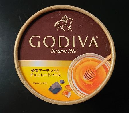ゴディバ アイス